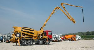 Best concrete pump hire