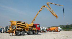 Best concrete pump hire