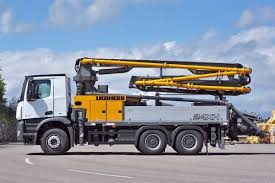 Concrete Pump Hire Cambridgeshire